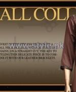 Almirah Fall Winter Dresses 2013-2014 For Girls 2