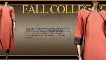 Almirah Fall Winter Dresses 2013-2014 For Women 8