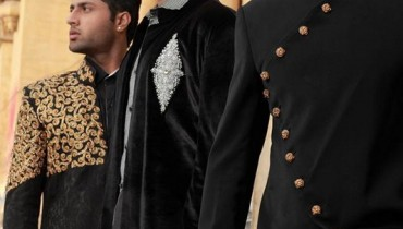 Arsalan Iqbal Sherwani Designs 2013 For Men 009