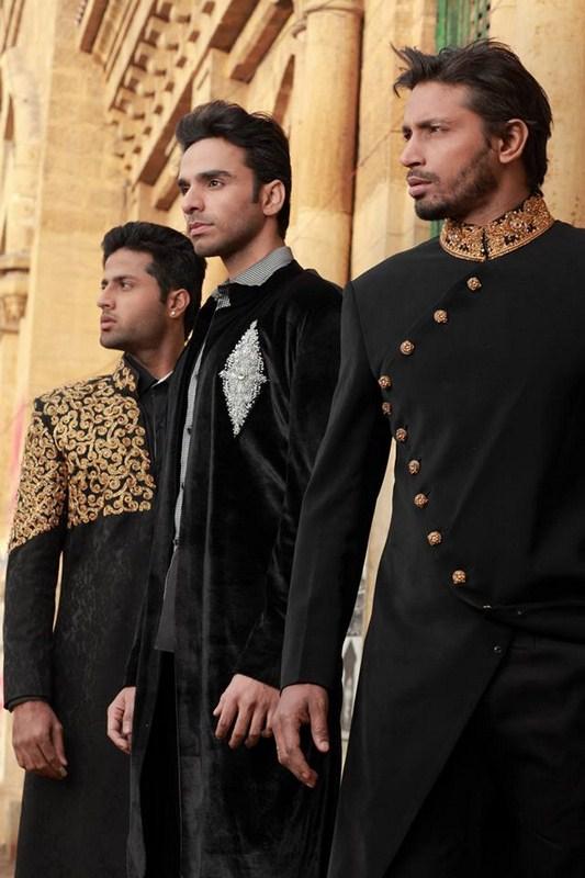 Arsalan Iqbal Sherwani Arsalan Iqbal Sherwani Designs