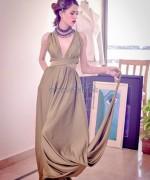 Arsalan Iqbal Western Dresses 2013-14 For Girls 2