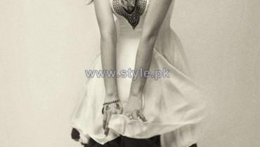 Arsalan Iqbal Western Dresses 2013-14 For Women 5