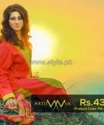 Artimmix Winter Dresses 2013-2014 For Girls 3