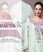 Attraction By Kamal Winter Dresses 2013 For Women 004