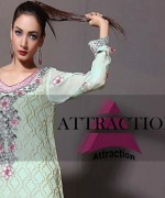 Attraction By Kamal Winter Dresses 2013 For Women 007
