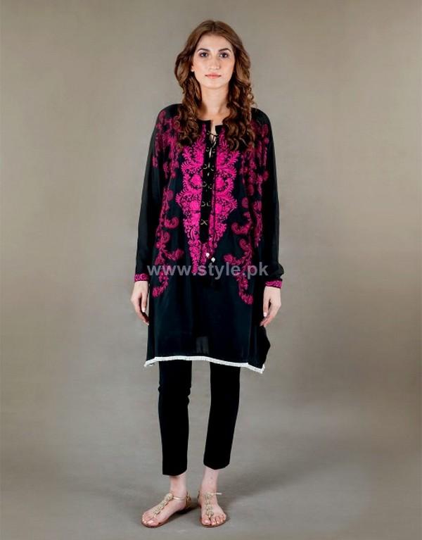 Ayesha F Hashwani Winter Dresses 2013 For Girls 5