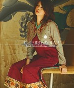 Cherry Wrap Winter Clothes 2013-2014 For Women 8