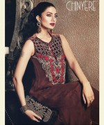 Chinyere Winter Dresses 2013-2014 for Women 003