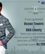 Cotton N Cotton Winter Dresses 2013 For Men 002