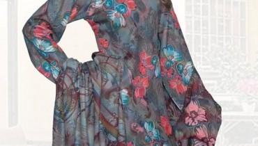 Dawood Textiles Winter Dresses 2013 For Women 0011