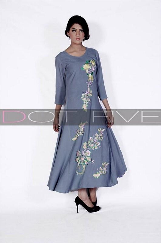 Dot Five Winter Dresses 2013-2014 For Women 002