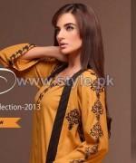 Elegance Winter Long Dresses 2013 For Women5