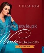Elegance Winter Long Dresses 2013 For Women7