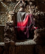 Erum Khan Bridal Wear Dresses 2013 For Winter 1
