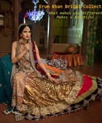 Erum Khan Bridal Wear Dresses 2013 For Winter 3