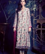 Ethnic By Outfitters Winter Dresses 2013-2014 For Women 001