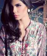 Ethnic By Outfitters Winter Dresses 2013-2014 For Women 005