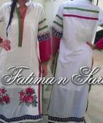 Fatima N Sara Winter Dresses 2013-2014 For Women 002