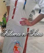 Fatima N Sara Winter Dresses 2013-2014 For Women 005