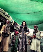 Feeha Jamshed Casual Wear Dresses 2013 For Women 2