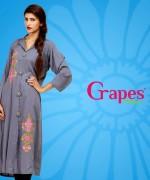 Grapes The Brand Winter Dresses 2013-2014 For Women 004