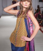 Gul Ahmed Collection 2013-2014 at Pakistan Fashion Week 5 005