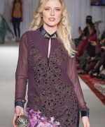 Gul Ahmed Collection 2013-2014 at Pakistan Fashion Week 5 006