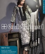 Gul Ahmed Winter Dresses 2013-2014 Volume 2 for Women 002