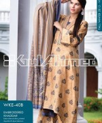 Gul Ahmed Winter Dresses 2013-2014 Volume 2 for Women 003