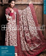Gul Ahmed Winter Dresses 2013-2014 Volume 2 for Women 009