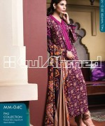 Gul Ahmed Winter Dresses 2013-2014 Volume 2 for Women 010