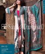 Gul Ahmed Winter Dresses 2013-2014 Volume 2 for Women 013