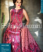 Gul Ahmed Winter Pali Collection 2013-2014 For Girls 2