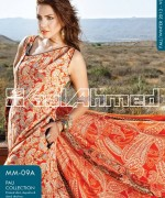 Gul Ahmed Winter Pali Collection 2013-2014 For Girls 3