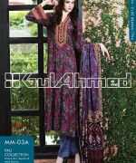 Gul Ahmed Winter Pali Collection 2013-2014 For Girls 4