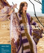 Gul Ahmed Winter Pali Collection 2013-2014 For Girls 6