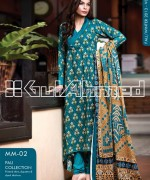 Gul Ahmed Winter Pali Collection 2013-2014 For Women 11