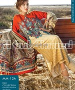Gul Ahmed Winter Pali Collection 2013-2014 For Women 12