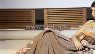 Javeria Zeeshan Winter Dresses 2013-2014 For Girls 1