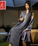 Javeria Zeeshan Winter Dresses 2013-2014 For Girls 2