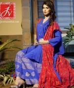 Javeria Zeeshan Winter Dresses 2013-2014 For Girls 3