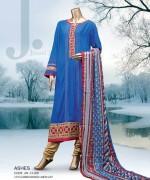 Junaid Jamshed Winter Dresses 2013-2014 for Women