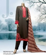 Junaid Jamshed Winter Dresses 2013-2014 for Women 002