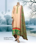 Junaid Jamshed Winter Dresses 2013-2014 for Women 006