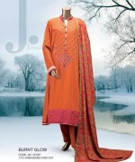 Junaid Jamshed Winter Dresses 2013-2014 for Women 008