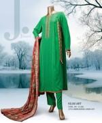 Junaid Jamshed Winter Dresses 2013-2014 for Women 009