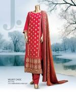 Junaid Jamshed Winter Dresses 2013-2014 for Women 010