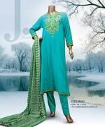 Junaid Jamshed Winter Dresses 2013-2014 for Women 011