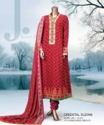 Junaid Jamshed Winter Dresses 2013-2014 for Women 014