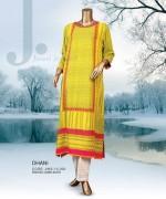 Junaid Jamshed Winter Dresses 2013-2014 for Women 015